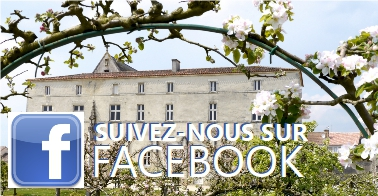 Photo Commanderie des Antonins et logo Facebook